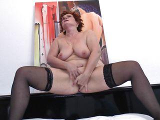 Секс со зрелыми тетками