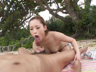 Скрытое порно на пляже