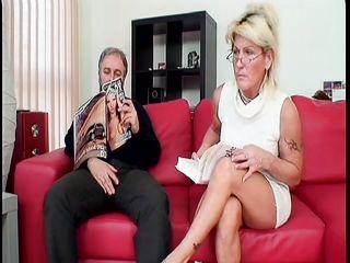 Секс с пожилыми бабушками